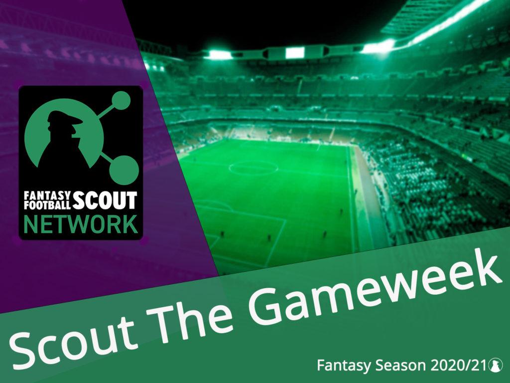 Scout Network: Penser à la Gameweek vierge et double en 18 et 19