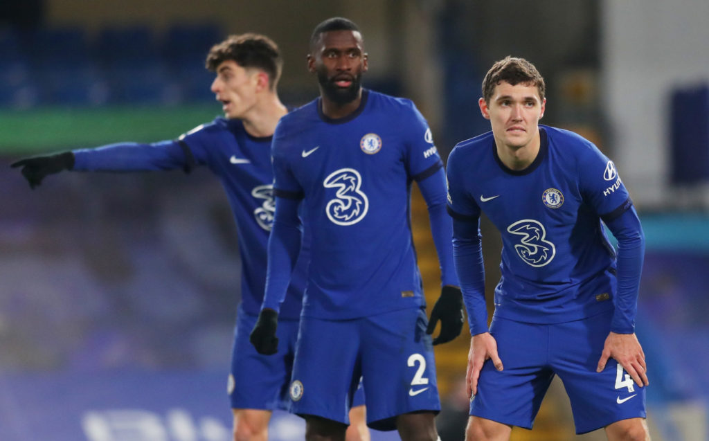 Rüdiger forcing way into Chelsea picture ahead of appealing fixtures