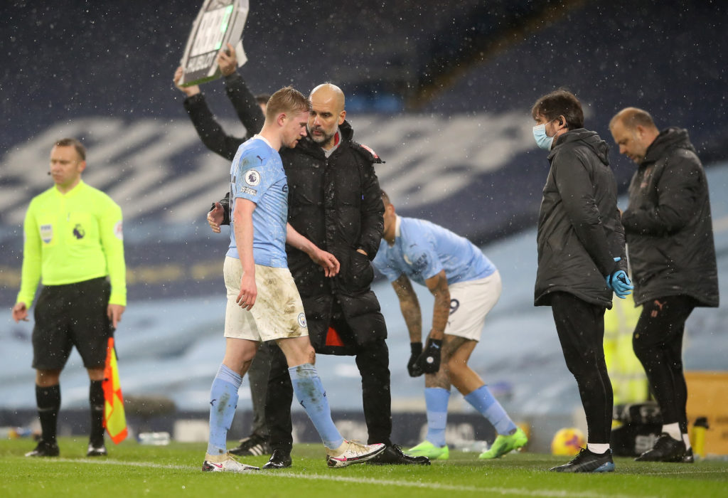 Injury latest on De Bruyne as Gundogan emerges as Man City's best FPL attacker
