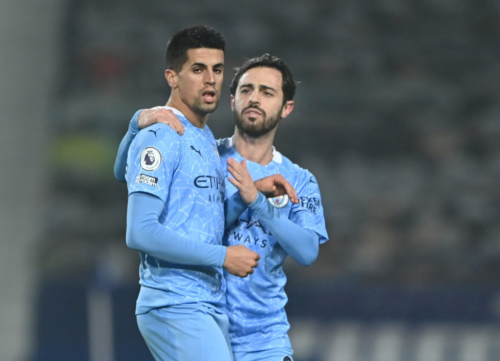 Cancelo finally delivers big haul as Gündogan shines in KDB's absence 1
