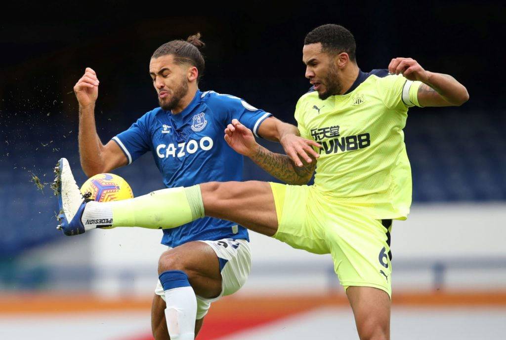Calvert-Lewin disappoints investors as Wilson bags brace against Everton