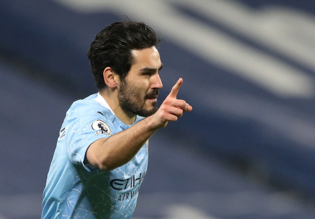 Cancelo finally delivers big haul as Gündogan shines in KDB's absence 12
