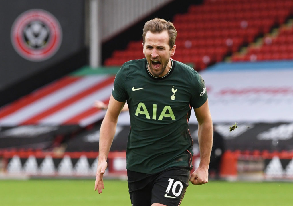 Kane and Son both return in new formation as Spurs breeze past Sheffield United 3
