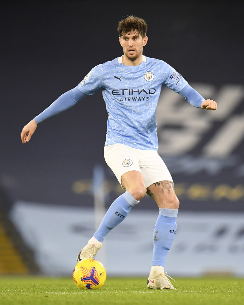 Stones produces season-high haul as City keep another clean sheet 2