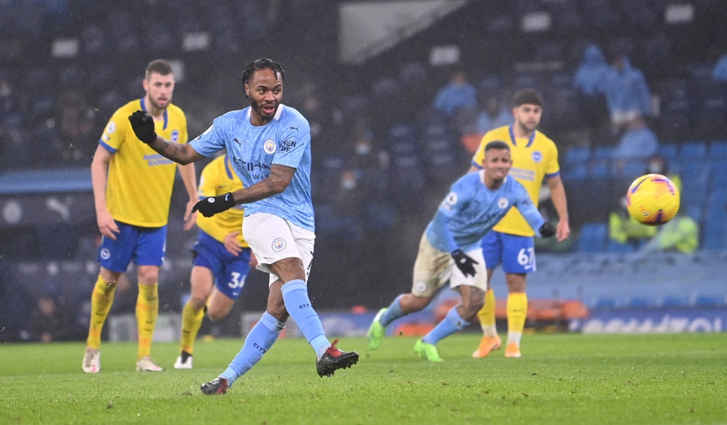Phil Foden hauls again as City defence shines in win over Brighton 1