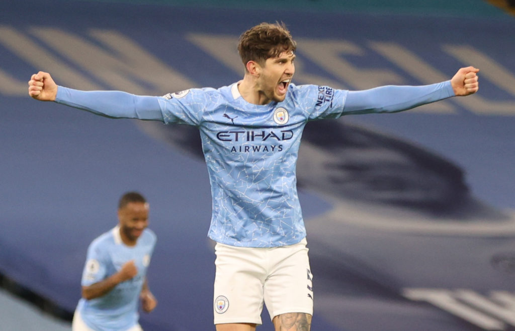 Stones produces season-high haul as City keep another clean sheet