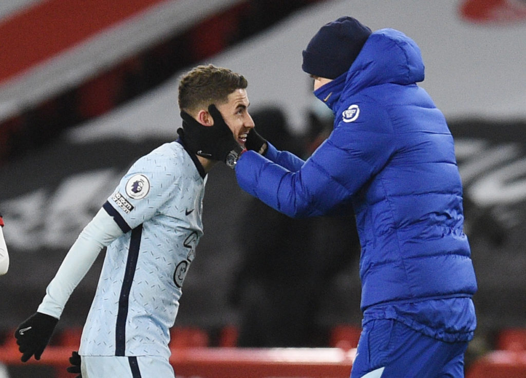 Penalty-taking Jorginho a mainstay of Tuchel's Chelsea as rotation bites elsewhere 1