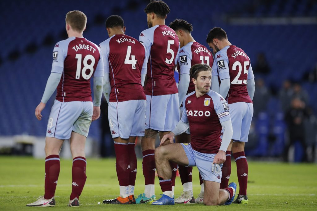 How Aston Villa fared without Grealish ahead of Double Gameweek 26