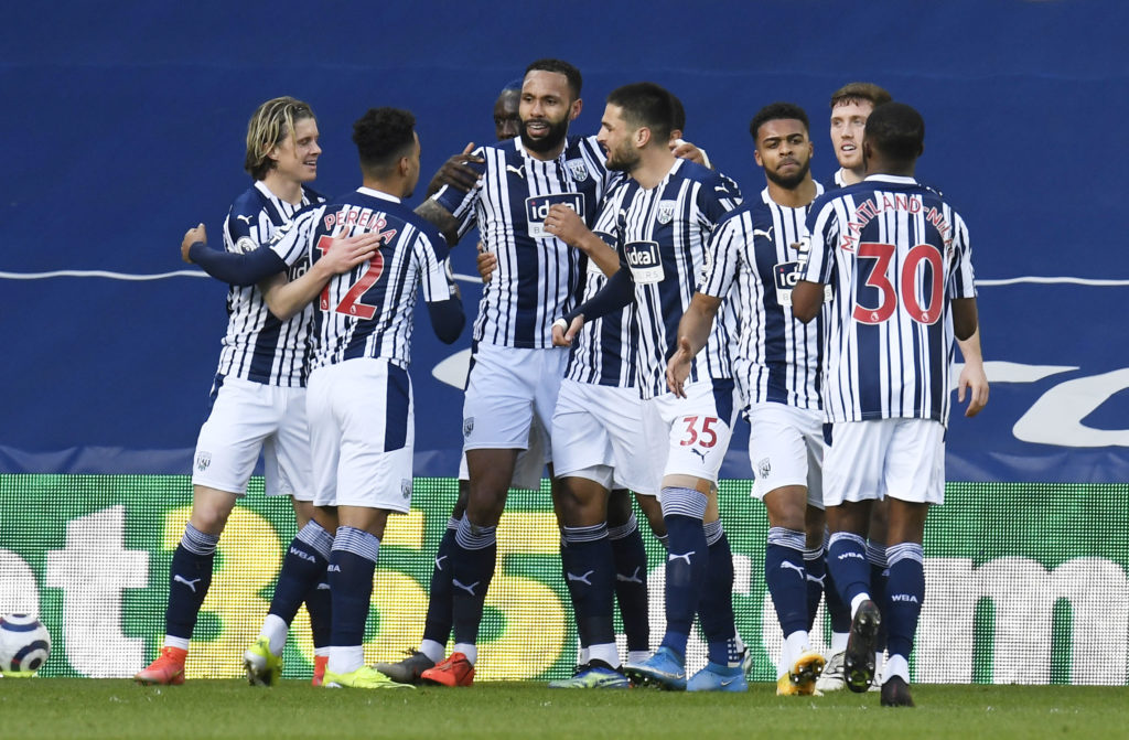 West Brom ride luck against Brighton amid recent defensive improvements