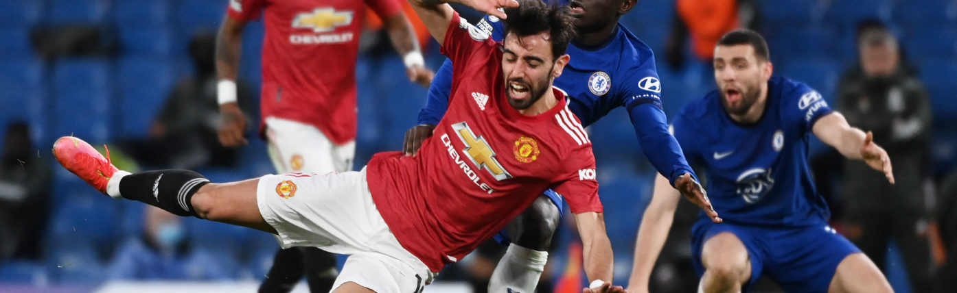Fernandes and United's 'big six' record in question ahead of Gameweek 27 derby