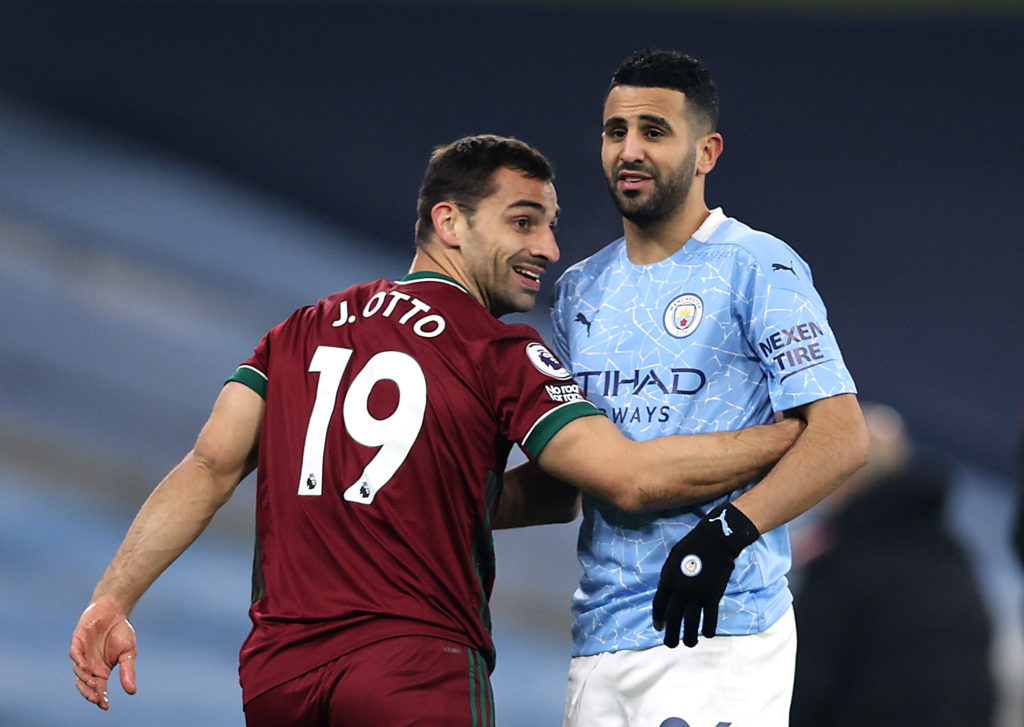 Mahrez and Jesus emerging as Man City's key form assets
