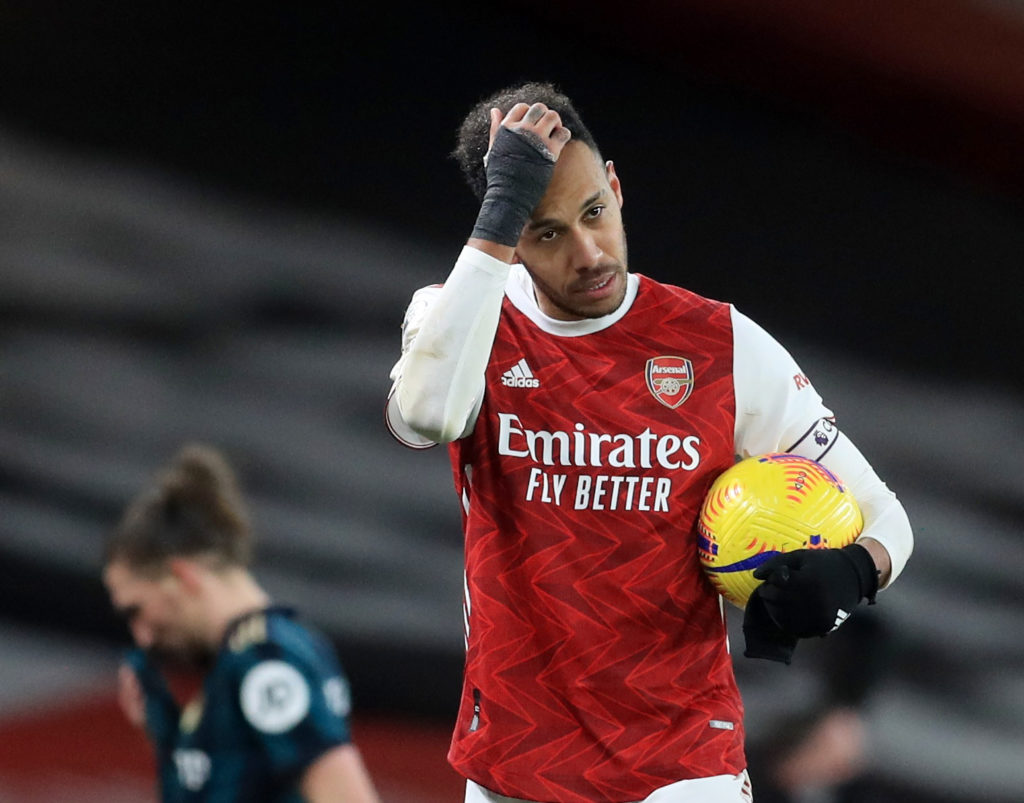 Can Aubameyang prove a worthy FPL alternative to Bruno Fernandes? 2