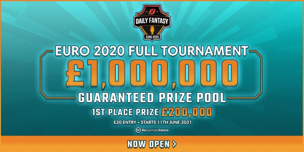 Win a share of €75,000 in FanTeam's Gameweek 28 Weekly Monster 1