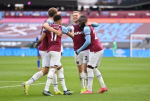 Lingard and Bowen lead West Ham line as Masuaku misses out with late injury