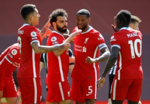 Liverpool's front four toil at Anfield as Newcastle assets creep onto FPL radar