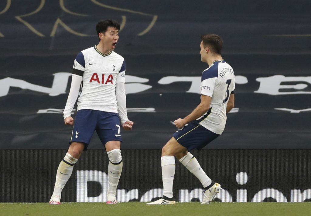 How Spurs' FPL assets fared in their final match before Double Gameweek 32 5