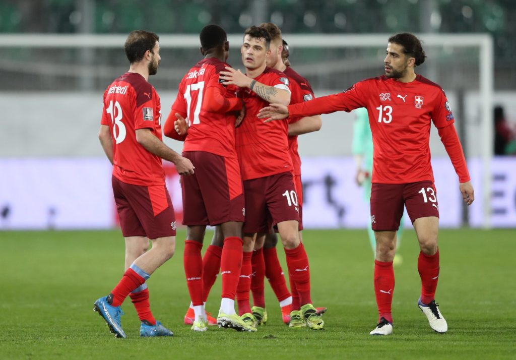 Euro 2020 Team Previews – Switzerland: Best Fantasy players, qualifying stats and more