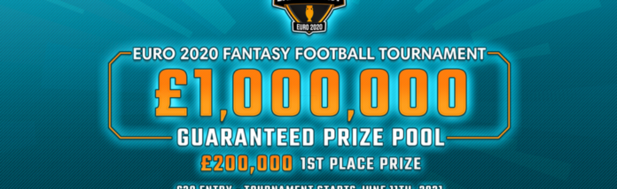 Get entry to £1M EURO 2020 FanTeam Tournament with 2020/21 annual FFS membership