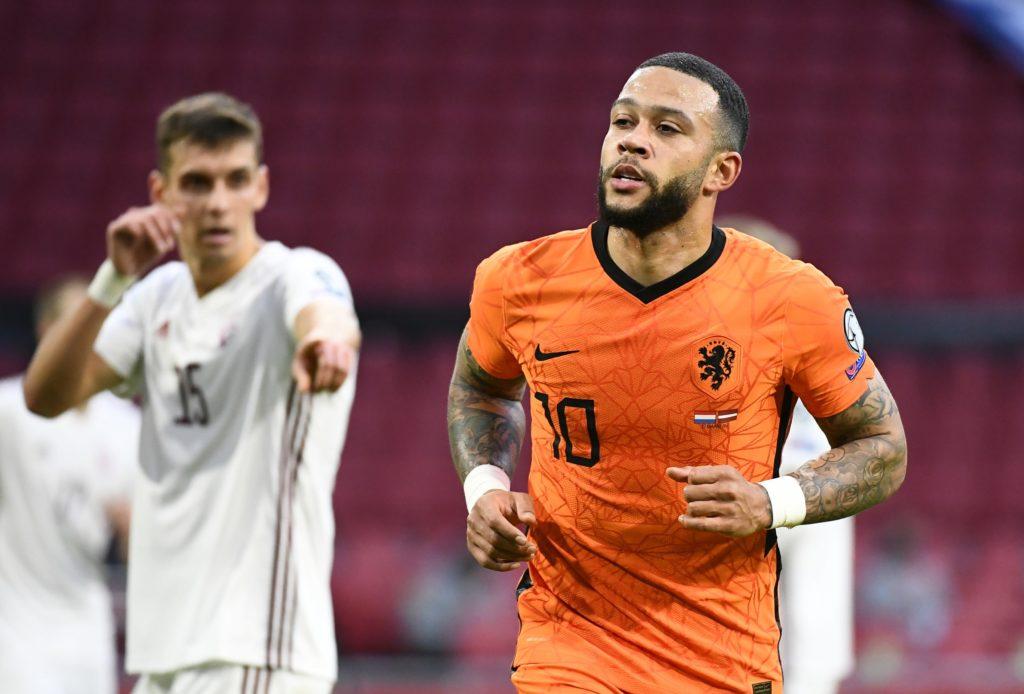 De Ligt returns for Holland as all eyes on Depay for Austria clash