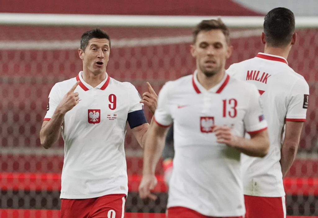 Best EURO 2020 Fantasy players from Poland