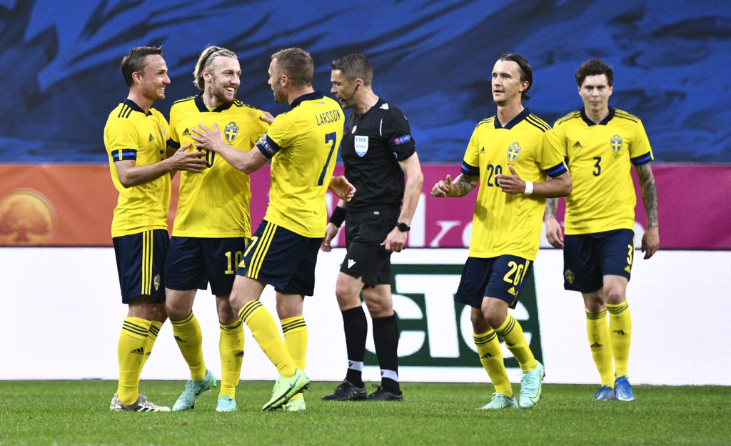 Best EURO 2020 Fantasy players from Sweden