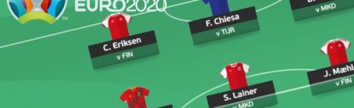 Best EURO 2020 Fantasy draft to attack Matchday 1 in chip-heavy group stage strategy