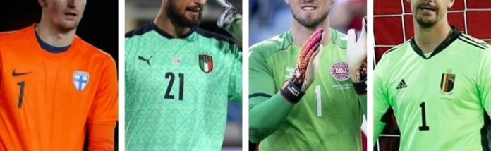 Who are the best EURO 2020 Fantasy goalkeepers?