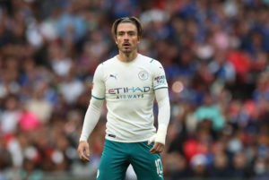 Kane missing for Spurs as Guardiola starts Grealish