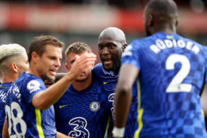 Lukaku on target as Chelsea assets prosper at Arsenal 2