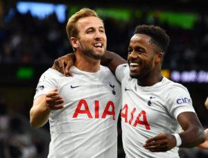 Kane and Son start as Llorente returns to Leeds' starting XI