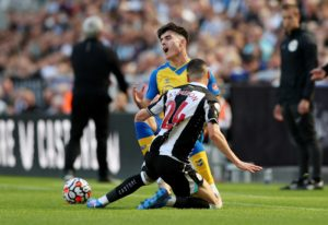 Benitez clarifies Everton penalty situation plus DCL and Wilson injury latest 1
