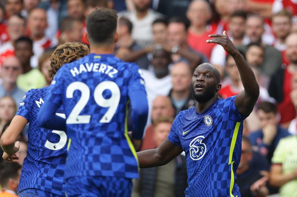 Lukaku on target as Chelsea assets prosper at Arsenal