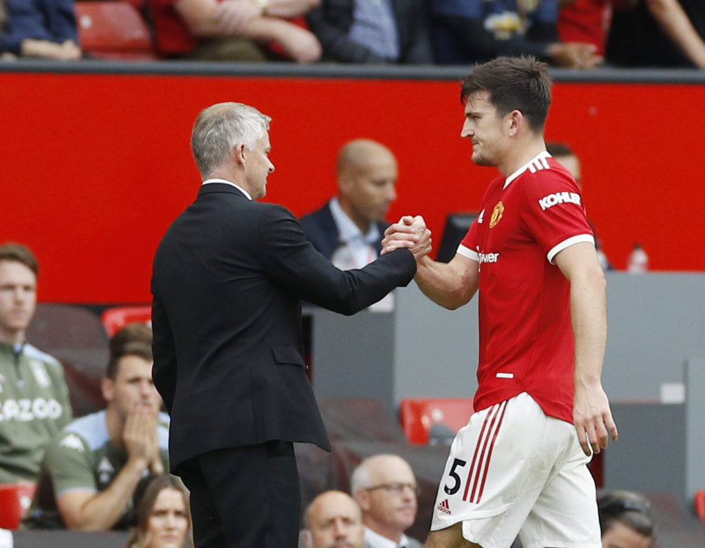 What Solskjaer said about United's penalty situation and Shaw/Maguire injuries 3